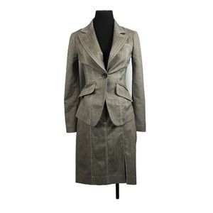 Bebe Two Piece skirt suit